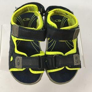 3/25 Champion Baby 3-Way Adjustable Sandals 6